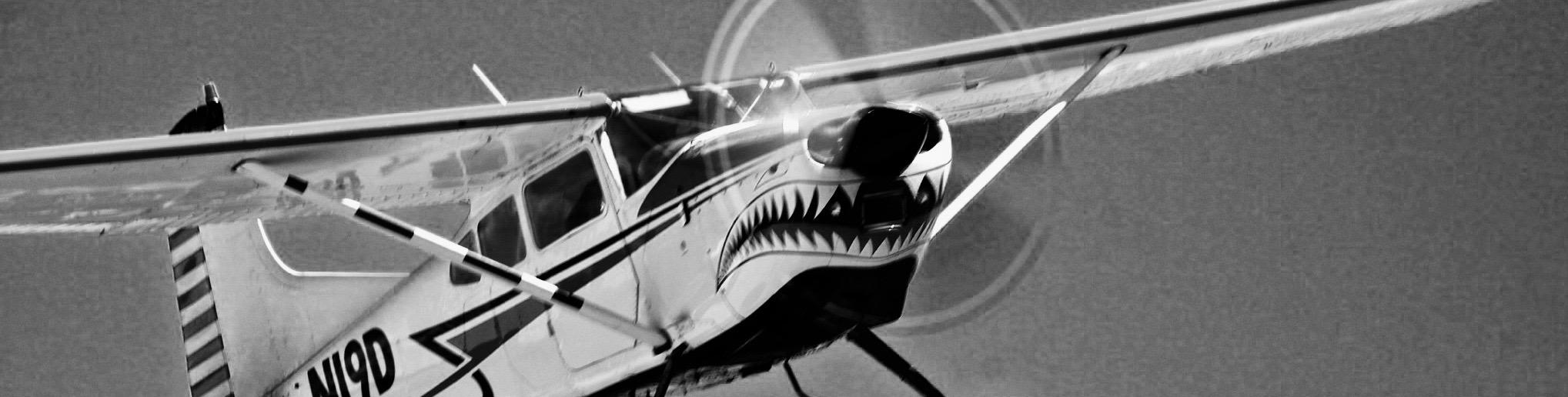 Shark Aviation Seaplane