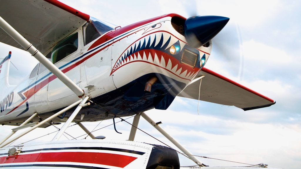 Shark Aviation Seaplane Kentucky N19D