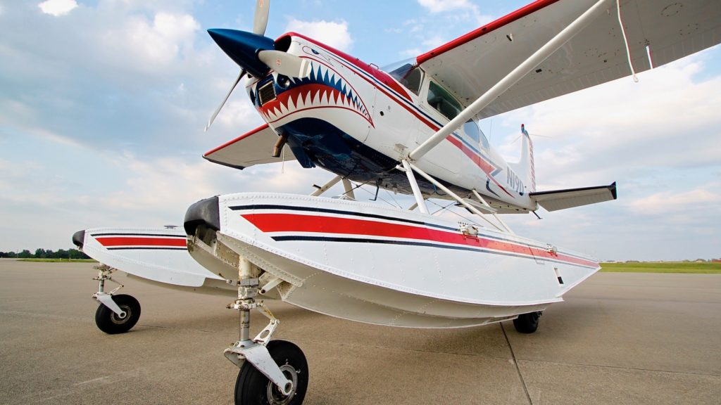 Shark Aviation Seaplane N19D Kentucky