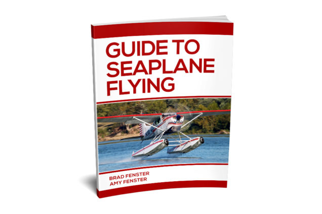 Guide to Seaplane Flying Book Cover